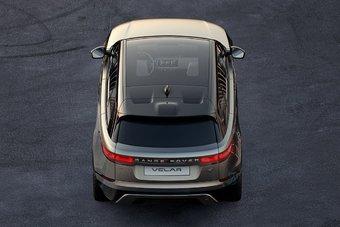 Отметим, что название Velar компания использует не впервые — так назывался прототип самого первого трехдверного Range Rover образца 1969 года.