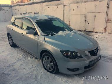 Омич требовал 70 тысяч рублей за информацию об угнанной Mazda Axela