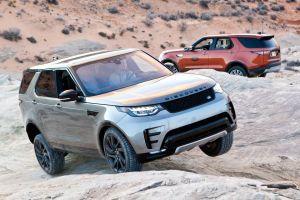 Знакомство с Land Rover Discovery: внедорожник для ленивых