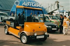 История «Бронтокара» — внутризаводского развозного грузовичка - «Автоновости»