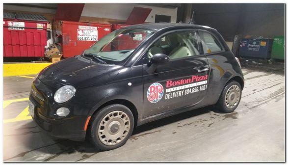 Fiat 500 2015 - отзыв владельца