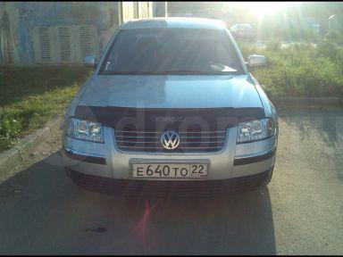 Volkswagen Passat 2002 отзыв автора | Дата публикации 31.01.2017.