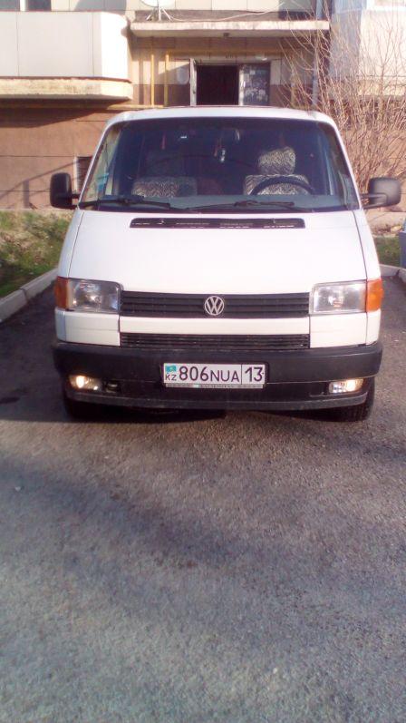Volkswagen Multivan 1992 - отзыв владельца