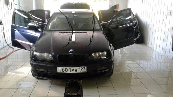 BMW 3-Series 1999 - отзыв владельца