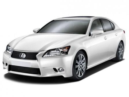 Lexus GS250 2014 - отзыв владельца