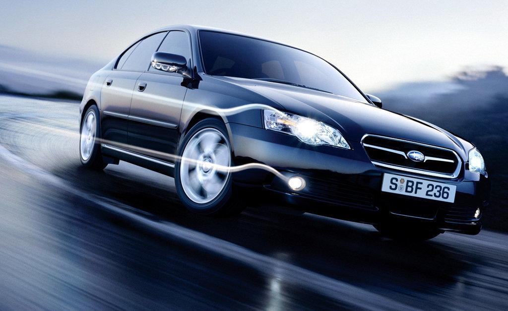 Subaru  Legacy  Технически характеристики Разход на гориво