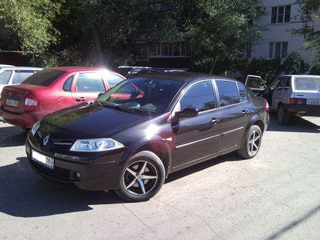Renault Megane 2008 - отзыв владельца