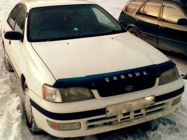 Toyota Corona 1994 отзыв автора | Дата публикации 09.02.2017.