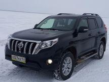 Toyota Land Cruiser Prado 2015 отзыв владельца | Дата публикации: 06.02.2017