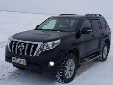 Toyota Land Cruiser Prado 2015 - отзыв владельца