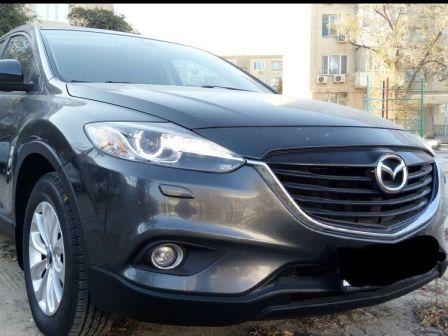 Mazda CX-9 2012 - отзыв владельца