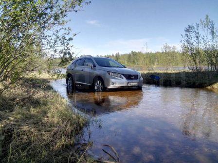 Lexus RX350 2009 - отзыв владельца