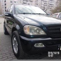 Mercedes-Benz M-Class, 2002