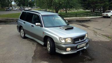 Subaru Forester 1998 отзыв автора | Дата публикации 06.02.2017.