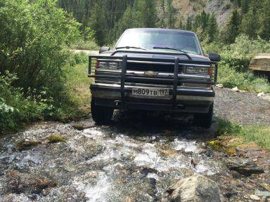 Chevrolet Tahoe, 1996