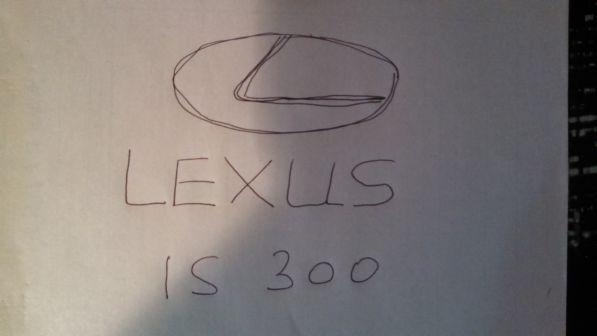 Lexus IS300 2007 - отзыв владельца