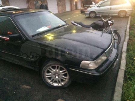 Volvo S90 1997 - отзыв владельца