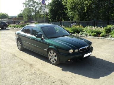 Jaguar X-Type, 2005