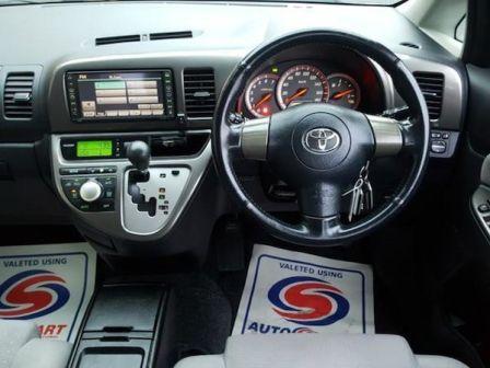Toyota Wish 2008 - отзыв владельца