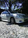Отзыв о Toyota Allex, 2003