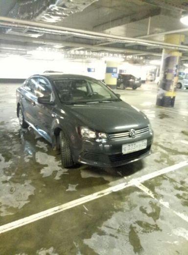 Volkswagen Polo 2011 отзыв автора | Дата публикации 08.02.2017.