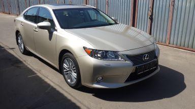 Lexus ES250, 2014