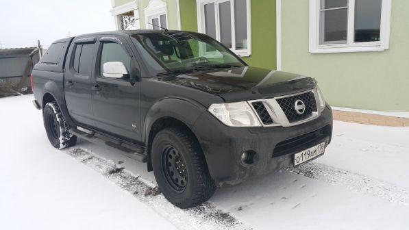 Nissan Navara 2010 - отзыв владельца