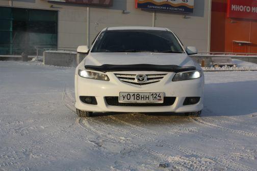 Mazda Atenza 2003 - отзыв владельца