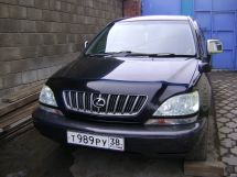 Toyota Harrier, 2002
