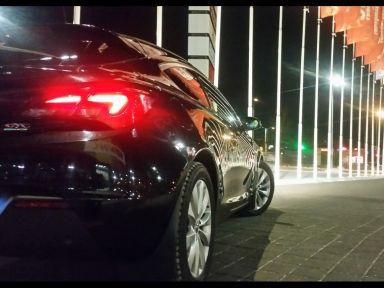 Opel Astra GTC, 2014