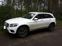 Mercedes-Benz GLC, 2016