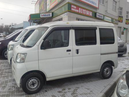 Daihatsu Hijet 2010 - отзыв владельца