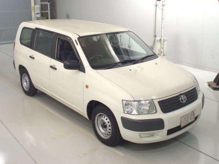 Toyota Succeed 2011 - отзыв владельца