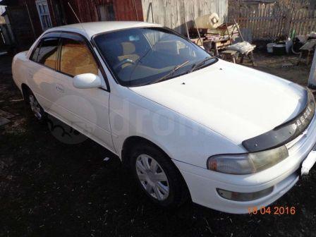 Toyota Carina 1996 - отзыв владельца