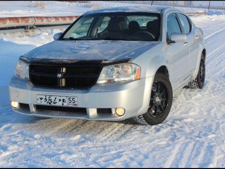 Dodge Avenger 2007 - отзыв владельца