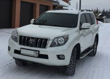 Toyota Land Cruiser Prado, 2010
