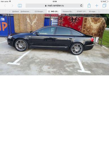 Audi A6 2006 отзыв автора | Дата публикации 24.02.2017.