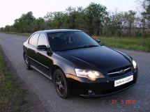 Subaru Legacy 2004 отзыв автора | Дата публикации 17.02.2017.