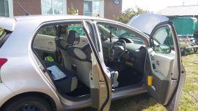 Toyota Vitz, 2009