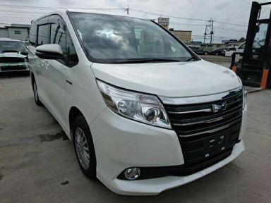 Toyota Noah, 2016