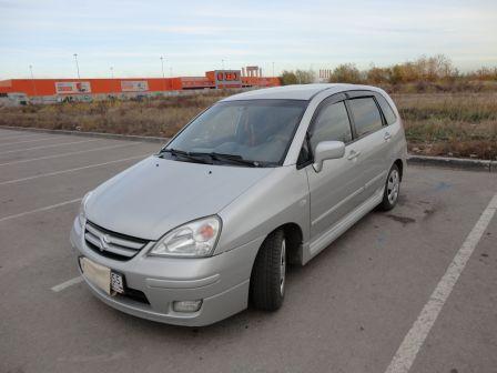 Suzuki Liana 2014 - отзыв владельца