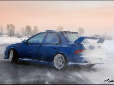Subaru Impreza WRX STI, 1998
