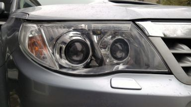 Subaru Forester, 2012