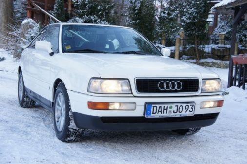 Audi Coupe 1993 - отзыв владельца