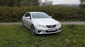 Toyota Mark X, 2010