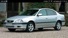 Toyota Avensis, 2000