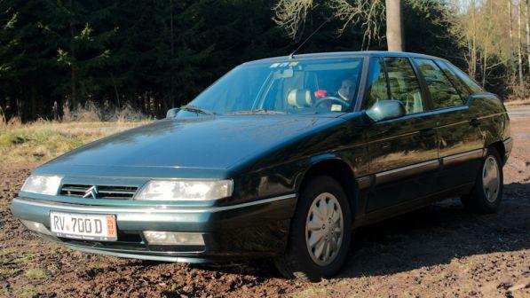 Citroen XM 1996 - отзыв владельца
