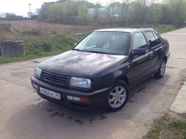 Volkswagen Vento 1992 отзыв автора | Дата публикации 27.02.2017.