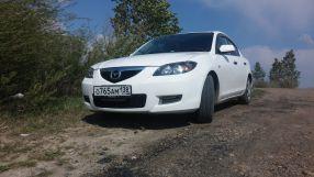 Mazda Axela, 2007