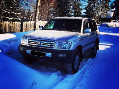 Toyota Land Cruiser, 2004